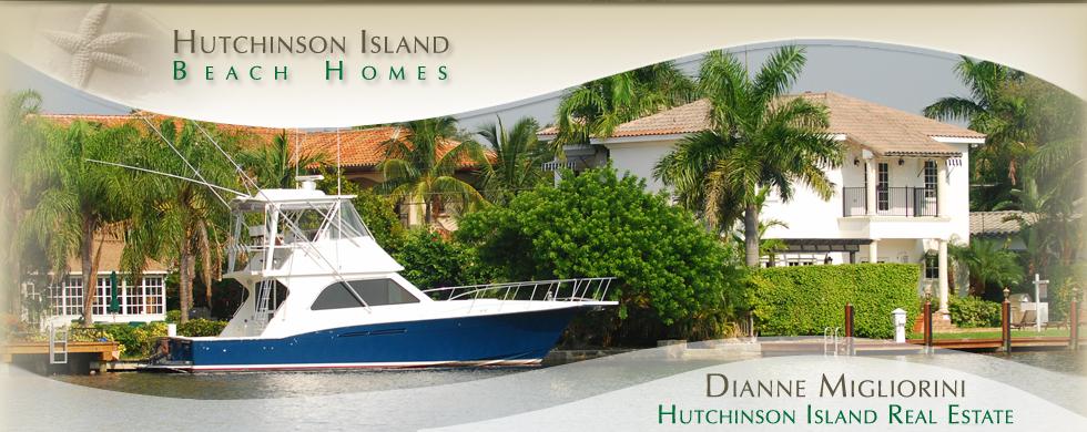 Dianne Migliorini, Hutchinson Island Beach homes